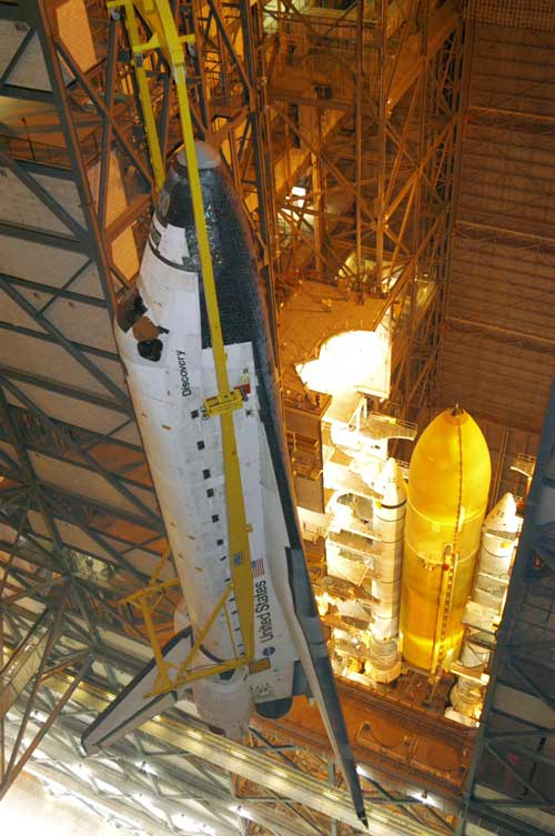 Independent Safety Group Tackles Launch Waivers for Discovery's Flight