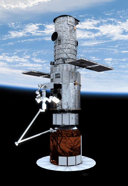 NASA Review: Hubble Headed For Deorbit-Option Only