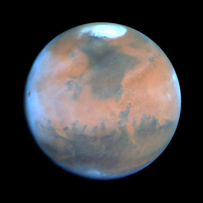 NASA Scientist: 'Mars Could be Biologically Alive'