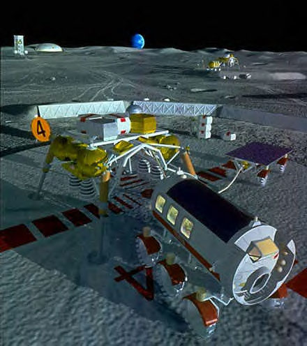 NASA Challenge: Pull Oxygen from Moon Dirt, Win $250,000