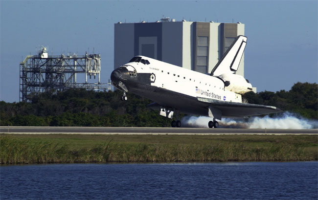 Kennedy Space Center Considers Future for Shuttle Landing Strip