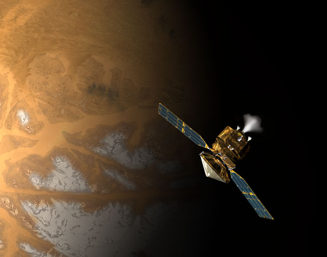 Arrival Time Nears For New Mars Probe
