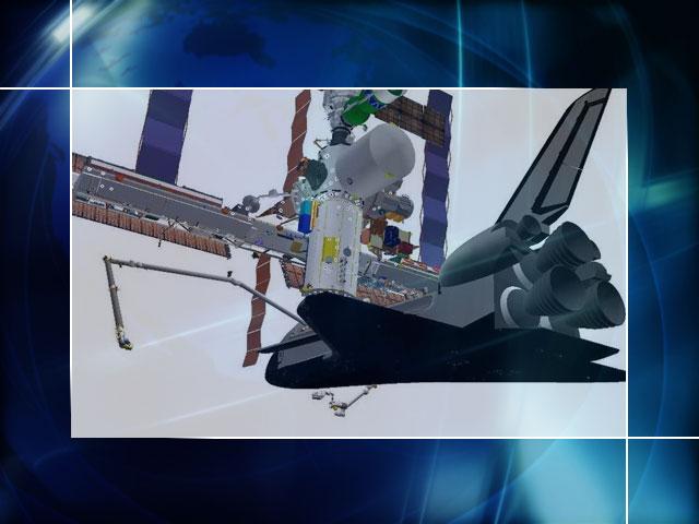 Discovery's Solo Repair Job a Team Effort, NASA Says
