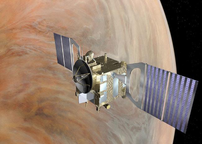 Europe's Venus Express Probe