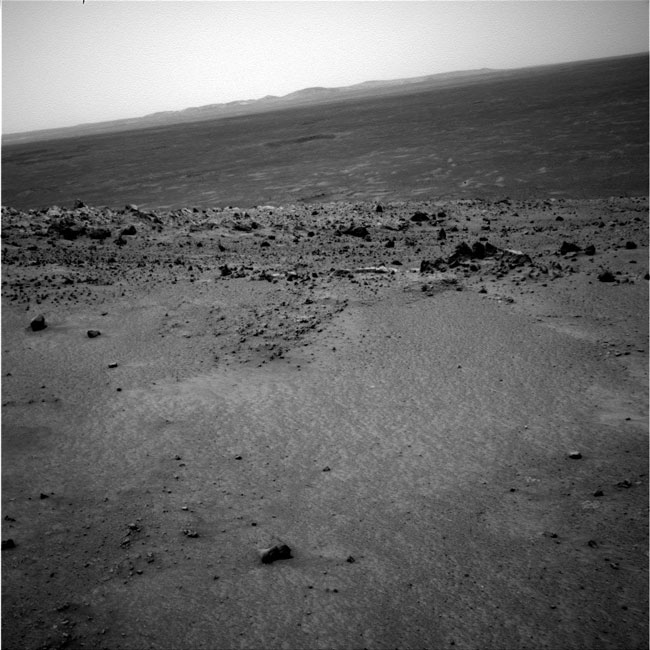 Summit in Sight for Mars Rover Spirit