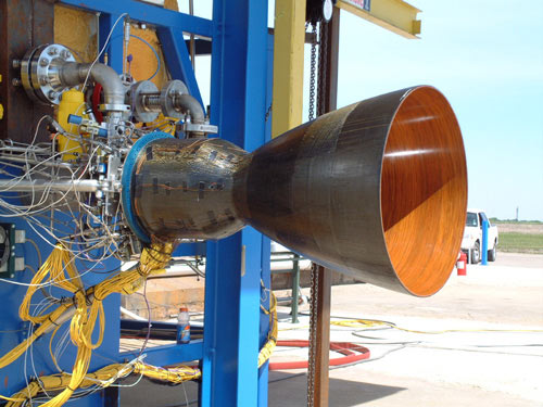 SpaceX Engine Snag Delays Falcon 1 Booster's Launch