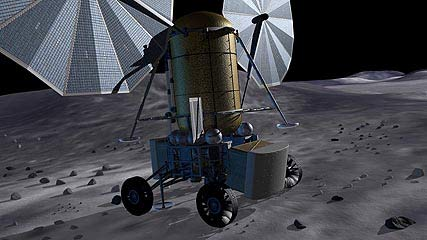 Moon-to-Mars Plans Emerge: New Agenda or Apollo Retread?