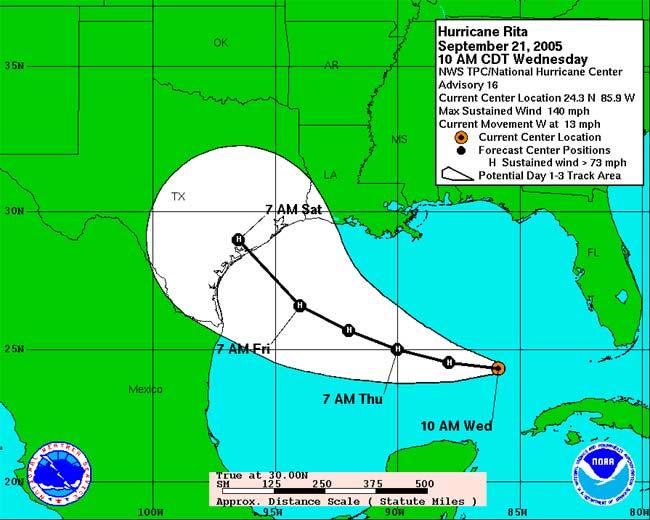 NASA Closes Johnson Space Center as Hurricane Approaches