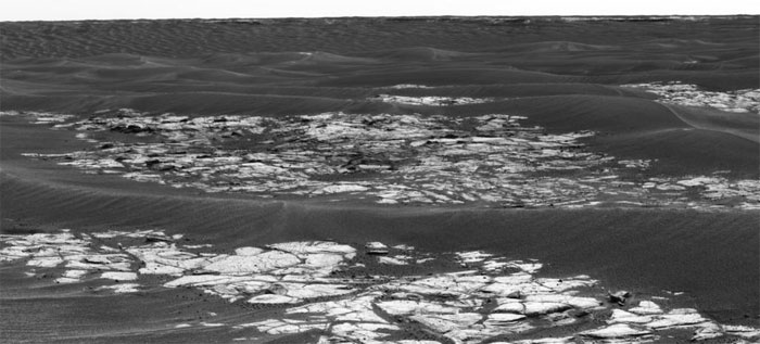 New Target of Opportunity: Erebus Crater