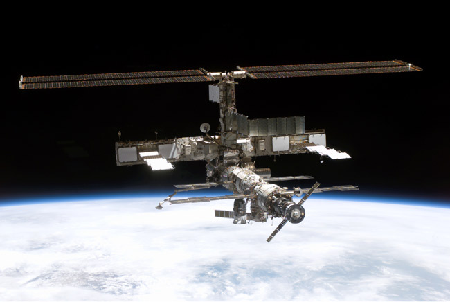 The International Space Station So Far: Five Years of Service, But Incomplete