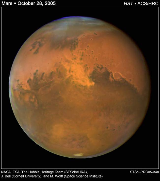 We Choose to Go to Mars