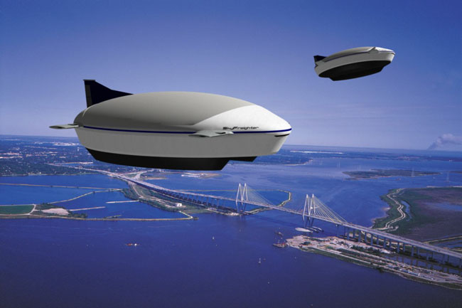 Sky Trek To The 'Near Space' Neighborhood