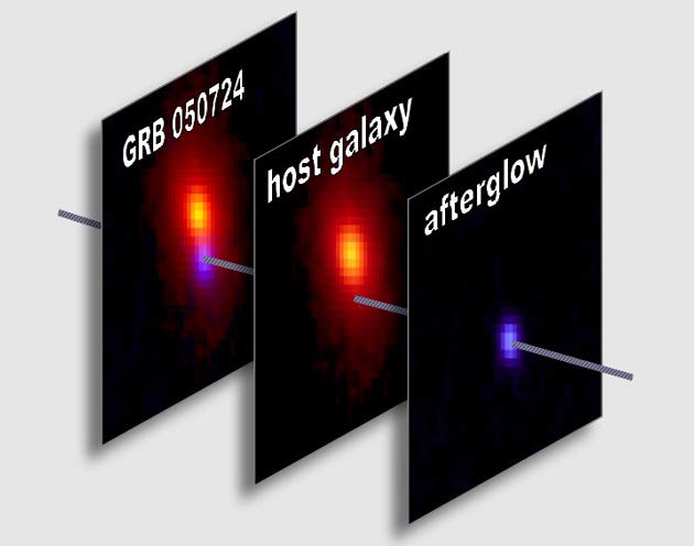 Black Hole Swallows Neutron Star, Observations Suggest