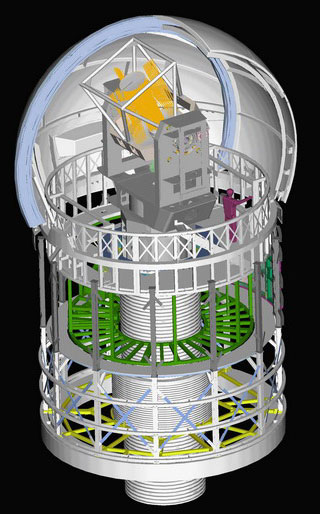 New Telescope to Revolutionize Asteroid Warning System