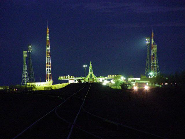 Holiday Supply Ship Rockets Toward ISS