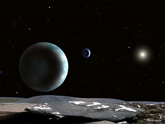 Meet the Solar System's Dwarf Planets
