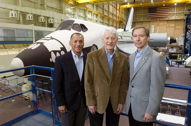 Obama Nominates Former Astronaut Bolden for NASA Chief