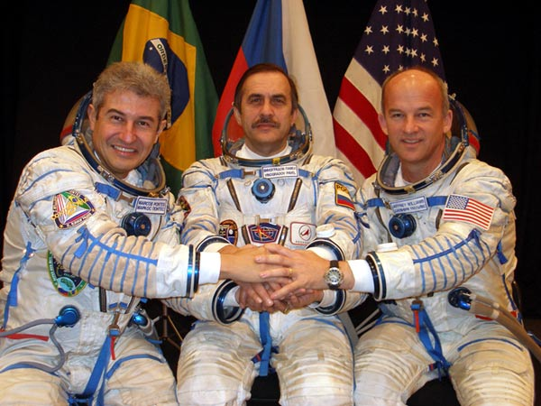 Brazil's First Astronaut, Next ISS Crew Ready for Flight