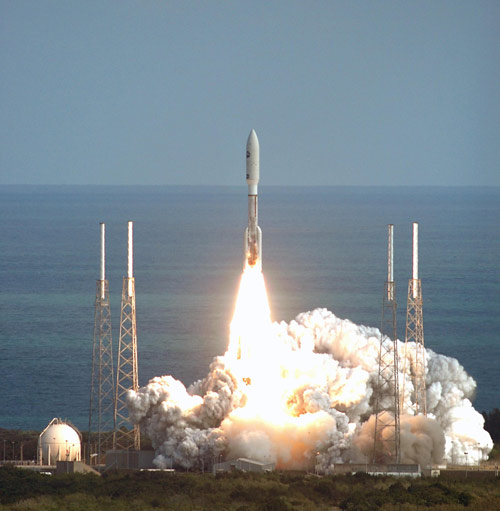 Reaching for Pluto: NASA Launches Probe to Solar System's Edge