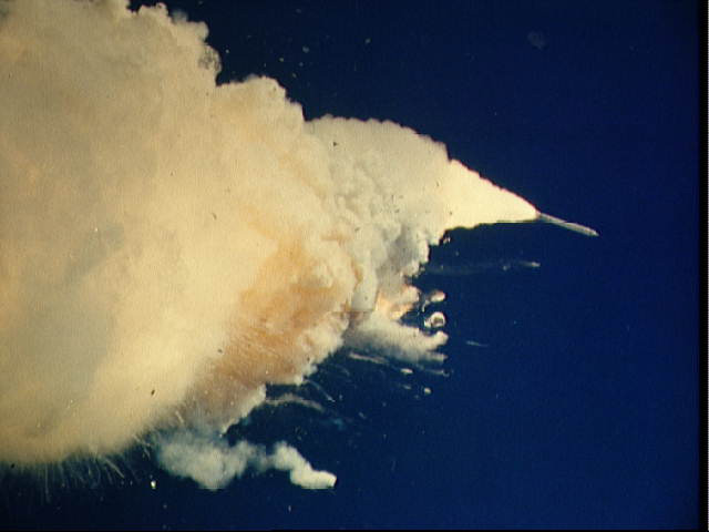 after space shuttle challenger explosion - photo #24