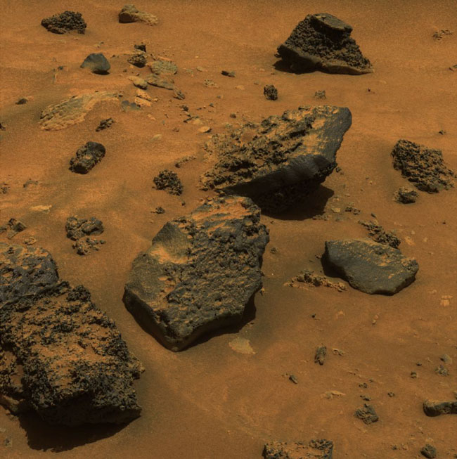 Mars Rover Update: Sliding Into 'Home Plate', Onward To Victoria Crater