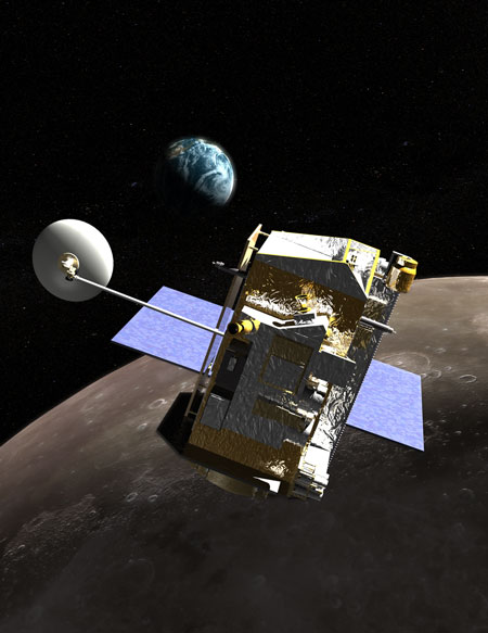 NASA's Lunar Reconnaissance Orbiter Gets New Moon Mission