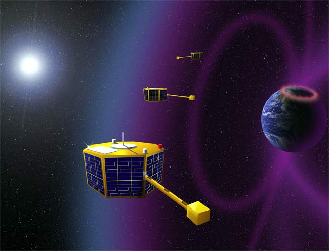 Technology Test: NASA Microsats Set for Launch