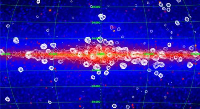 A Billion Stars Hiding in Milky Way
