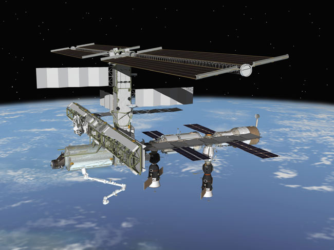 Russian Spacecraft Vital to Boost ISS Crew Size