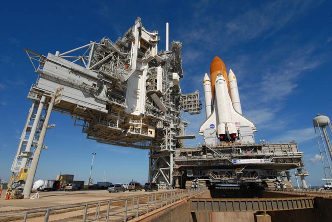 Space Shuttle Launch in Limbo Over Suspect Fuel Valves