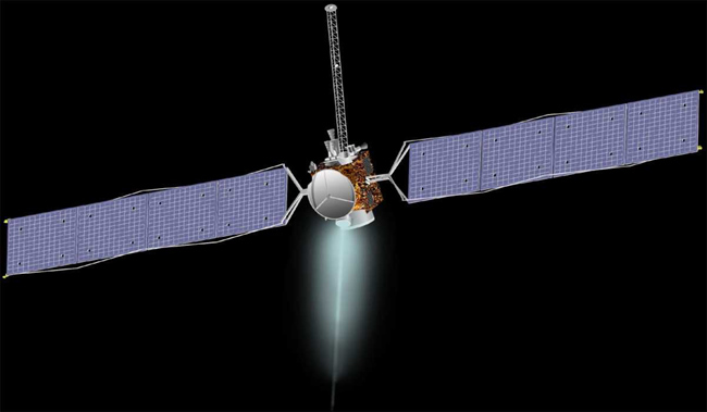 NASA Reinstates Cancelled Asteroid Mission