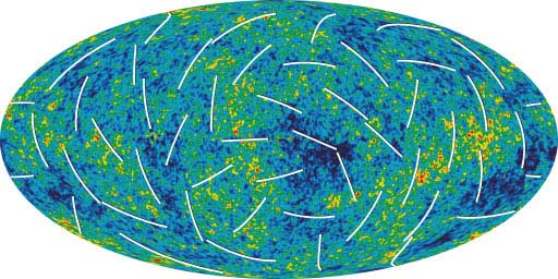 Astronomers Detect First Split-Second of the Universe
