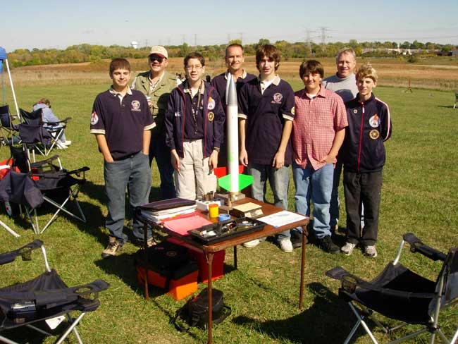 All Systems Go: The Team America Rocketry Challenge