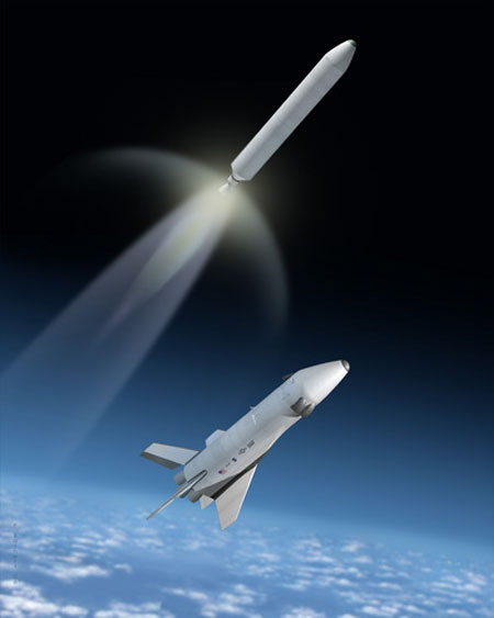 Hybrid Air-Rocket Concept Touted For Rapid Launch