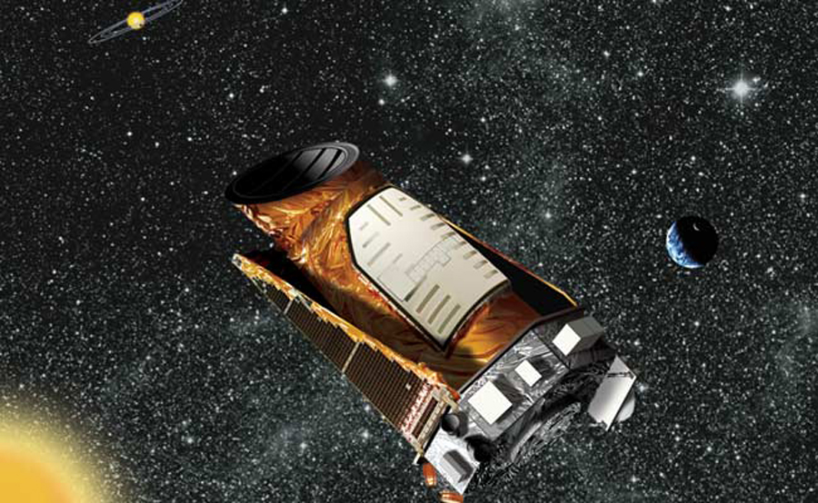 NASA's Planet-Hunting Kepler Spacecraft, Walter Cronkite Honored with National Space Club Awards