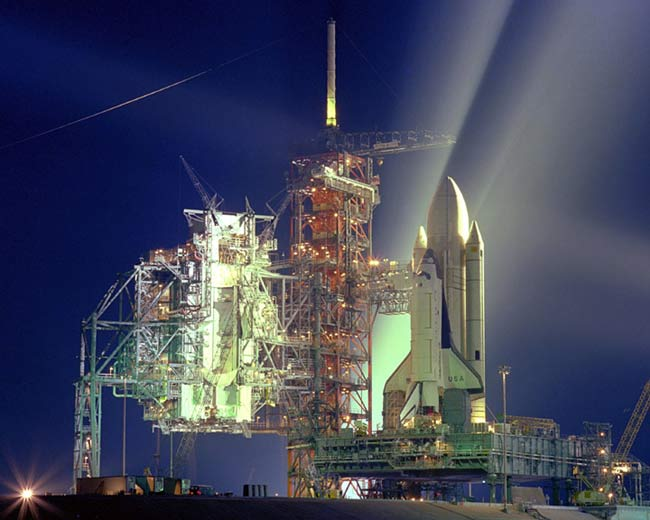 Looking Ahead: NASA's Push from STS-1 to CEV