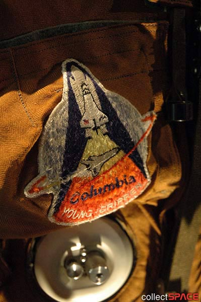 NASA Patchwork: The Shuttle's First Crew Emblem