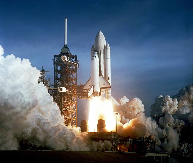 The Ultimate Test Flight: NASA's Shuttle Fleet at 25
