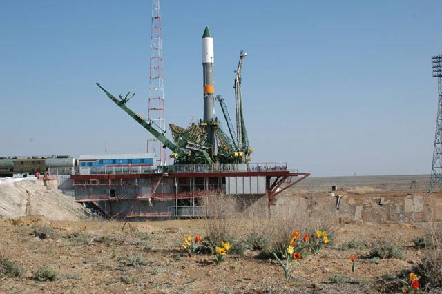 Russian Cargo Ship Begins Trip to Space Station