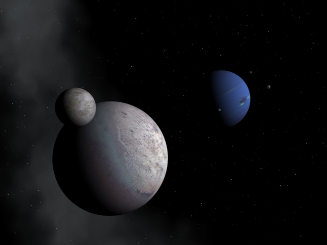 Neptune Might Have Captured Triton