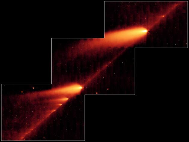Comet Breakup Points to Possible Meteor Shower in 2022