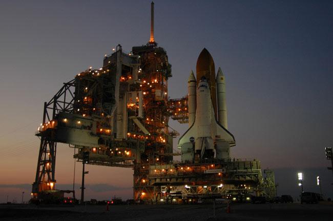 NASA Clears Foam Debris Issue for Next Shuttle Flight