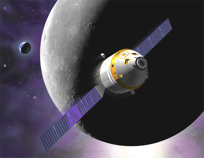 NASA Determined To Move Ahead with CEV Acquisition Plan