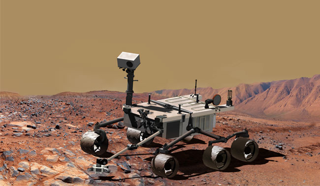 an analysis of the curiosity rover in nasas mars science laboratory mission Nasa's mars science laboratory rover curiosity has discovered the decision to double-back was made after the analysis of data 2018 spaceflight insider.