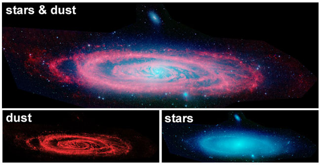 Andromeda Revealed: New Closeups of Our Galactic Neighbor