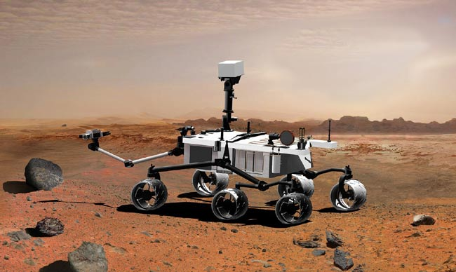 Mars Science Laboratory: Engineers, Scientists Tackle Challenges