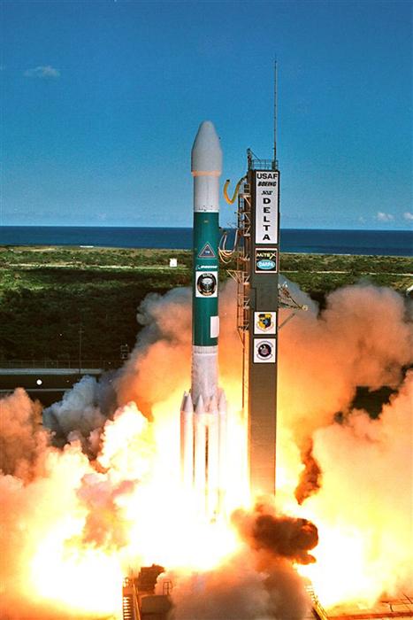 Experimental Military Microsatellites Reach Orbit