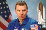 NASA astronaut Andrew Feustel.