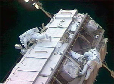 Space Station: Cast-Off Debris Prompts New Policy