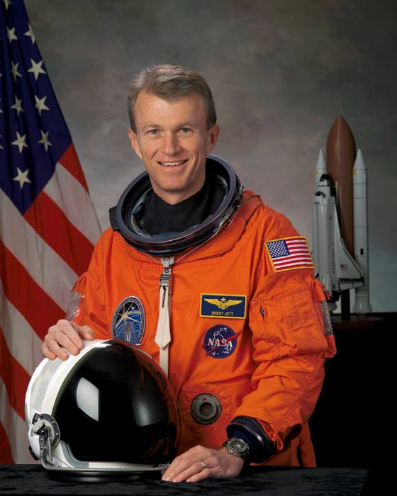 Astronaut Biography: Brent W. Jett, Jr.